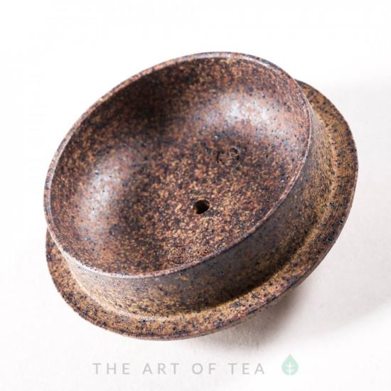 Чайник из исинской глины т389, 220 мл
