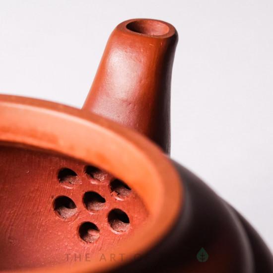 Чайник из исинской глины т342, 115 мл
