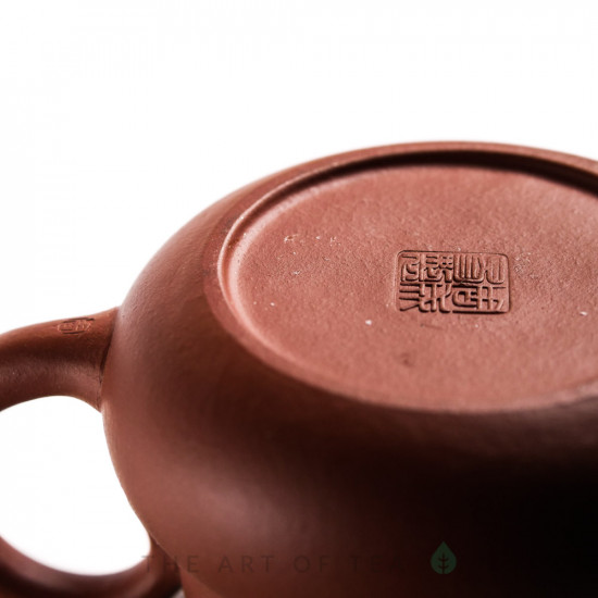 Чайник из исинской глины т51, 170 мл