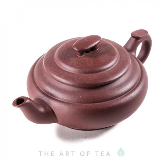 Чайник из исинской глины т348, 160 мл