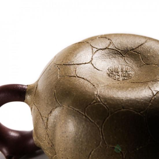 Чайник из исинской глины т81, 160 мл