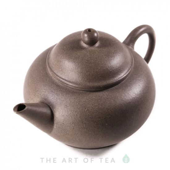 Чайник из исинской глины т241, 165 мл