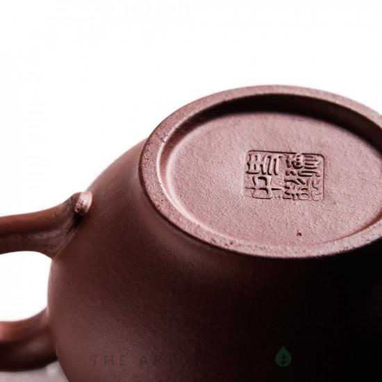 Чайник из исинской глины т352, 175 мл