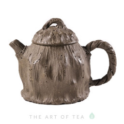 Чайник из исинской глины т334, 170 мл
