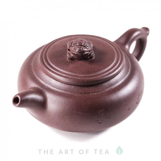 Чайник из исинской глины т338, 175 мл