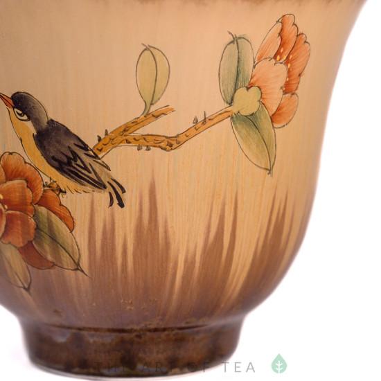 Пиала Цзиндэчжэнь480, ручная роспись, 90 мл