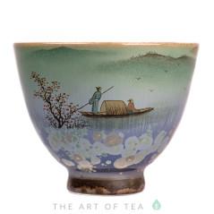 Пиала Цзиндэчжэнь 479, ручная роспись, 90 мл