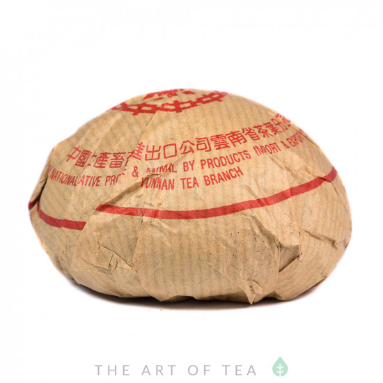 Юньнань Точа, 2009 г., точа 100 гр