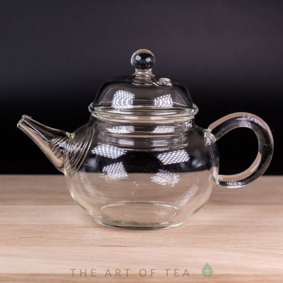 Чайник малый, стекло, 140 мл