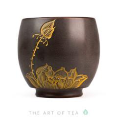 Пиала 510, циньчжоуская керамика, 100 мл