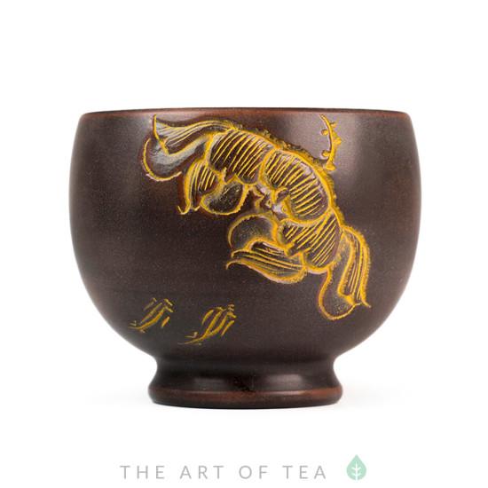 Пиала 507, циньчжоуская керамика, 80 мл