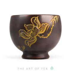 Пиала 506, циньчжоуская керамика, 80 мл