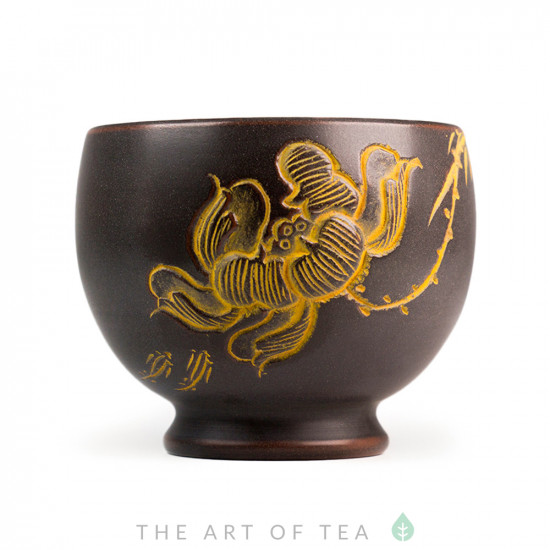 Пиала 509, циньчжоуская керамика, 80 мл