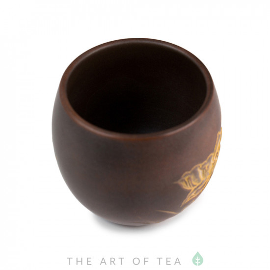 Пиала 505, циньчжоуская керамика, 120 мл