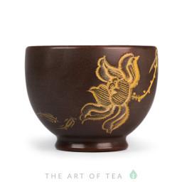 Пиала 508, циньчжоуская керамика, 80 мл