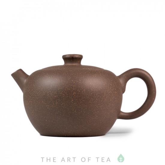 Чайник из исинской глины т456, 210 мл