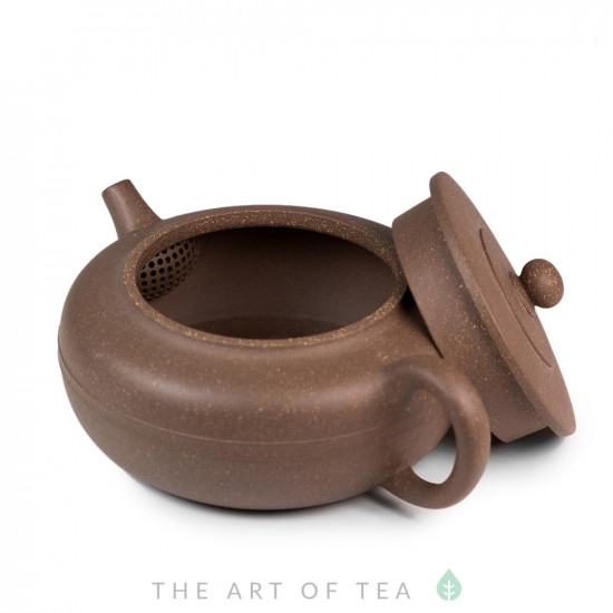Чайник из исинской глины т440, 235 мл