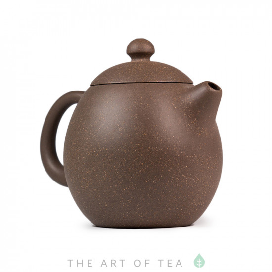 Чайник из исинской глины т442, 185 мл