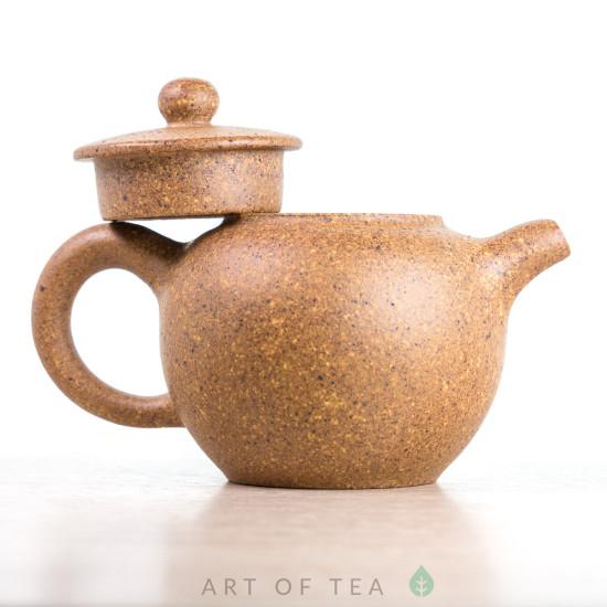 Чайник из исинской глины т501, 115 мл