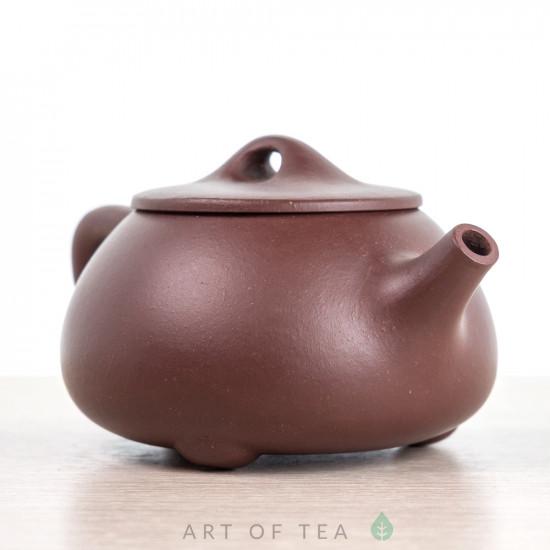 Чайник из исинской глины т500, 150 мл