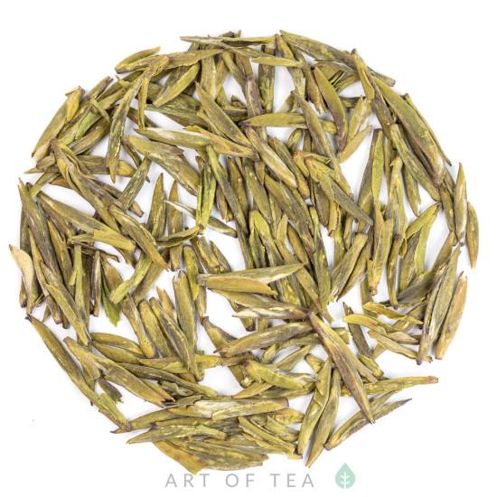 Мэн Дин Хуан Я, желтый чай, весна 2021