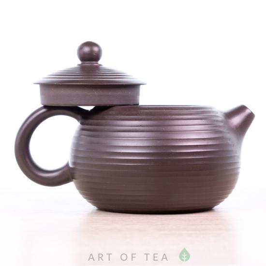 Чайник из исинской глины т684, 240 мл