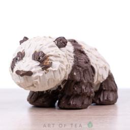 Фигурка Большая панда, цзиньдэчжэньская керамика