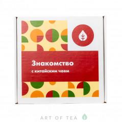 Чайный набор «Знакомство с китайским чаем», 7х20гр
