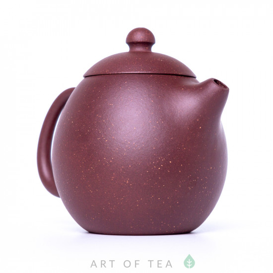 Чайник из исинской глины т689, 190 мл