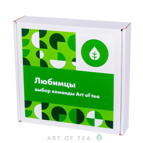 Чайный набор «Любимцы», 7х10гр