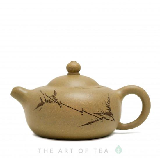 Чайник из исинской глины т120, 215 мл