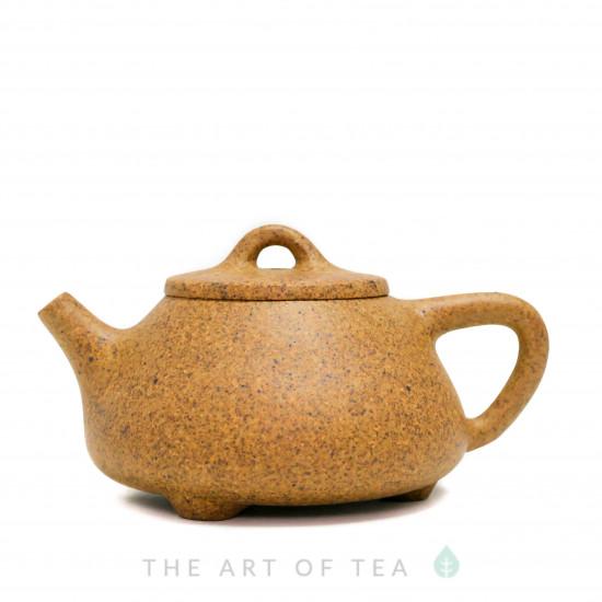 Чайник из исинской глины т121, 155 мл