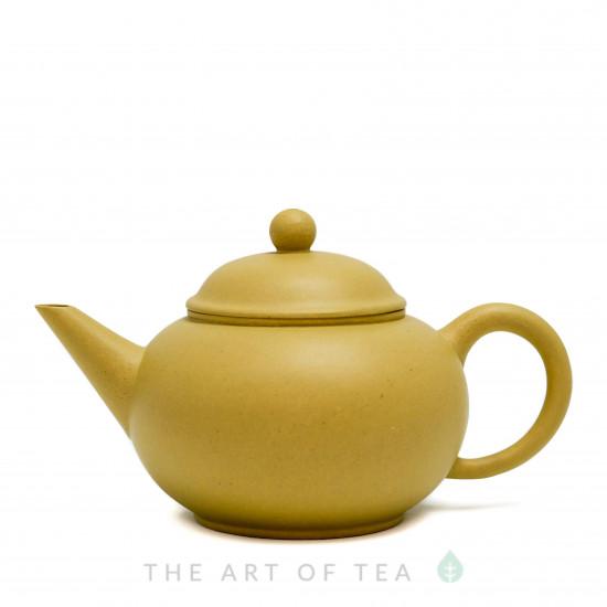 Чайник из исинской глины т125, 210 мл