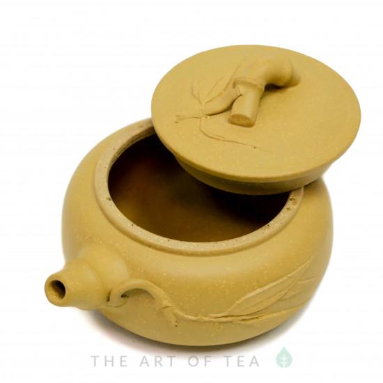 Чайник из исинской глины т48, 135 мл