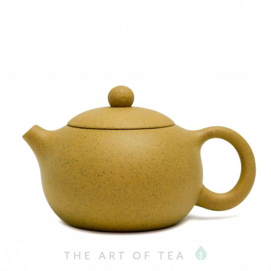 Чайник из исинской глины т129, 170 мл