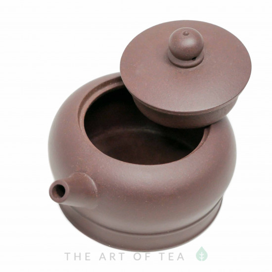 Чайник из исинской глины т130, 180 мл