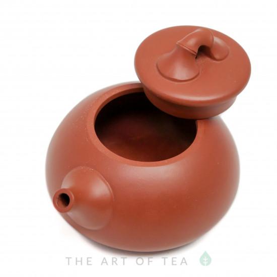 Чайник из исинской глины т132, 120 мл