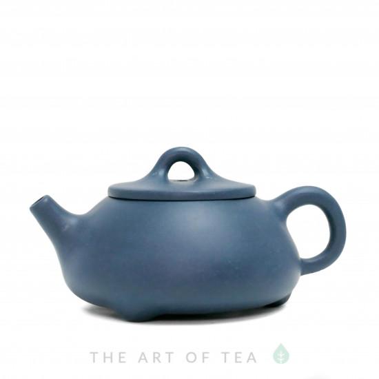 Чайник из исинской глины т133, 85 мл