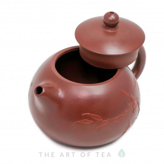 Чайник из исинской глины т135, 150 мл