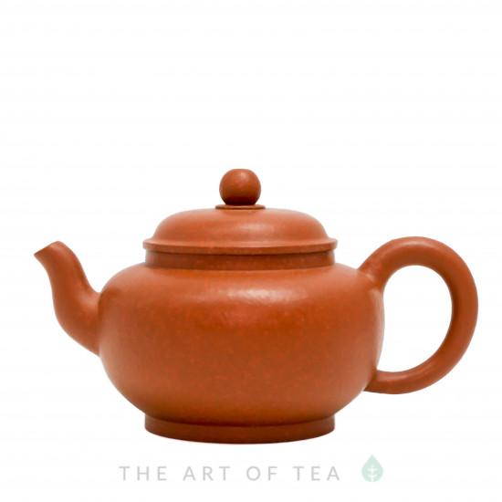 Чайник из исинской глины т136, 165 мл