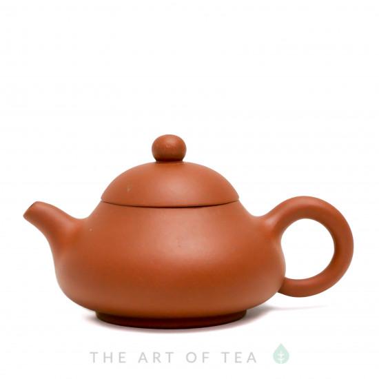 Чайник из исинской глины т137, 155 мл