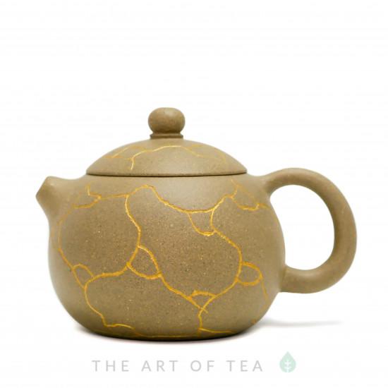 Чайник из исинской глины т138, 180 мл