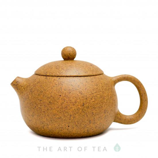 Чайник из исинской глины т141, 205 мл