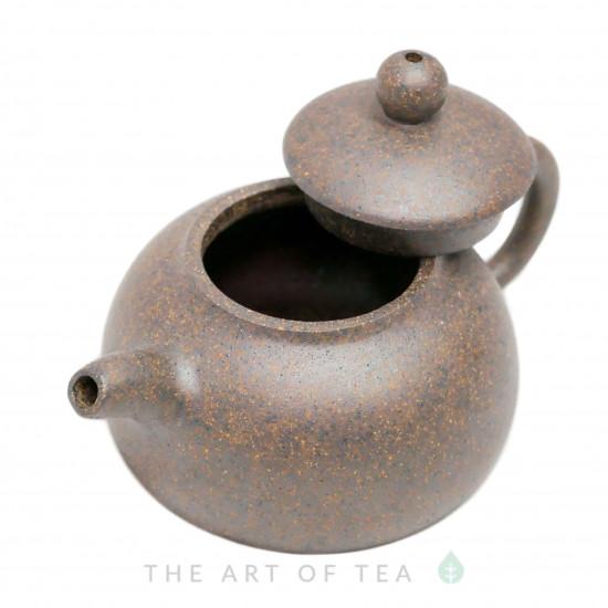 Чайник из исинской глины т234, 100 мл