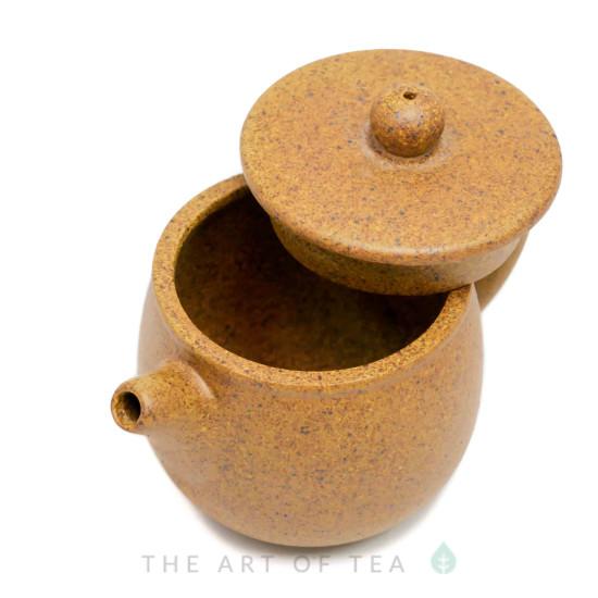 Чайник из исинской глины т284, 125 мл