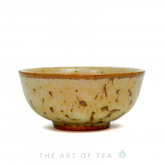 Пиала Тайваньский стиль #2, керамика, 90 мл