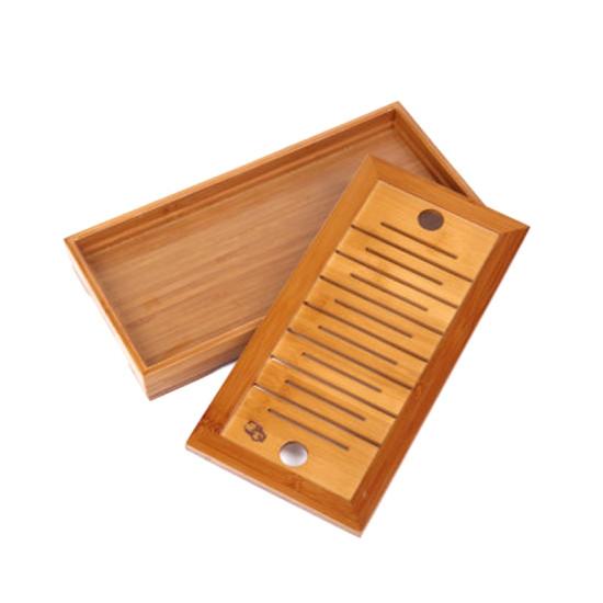 Чабань #8 мини, бамбук, 27*14*3 см