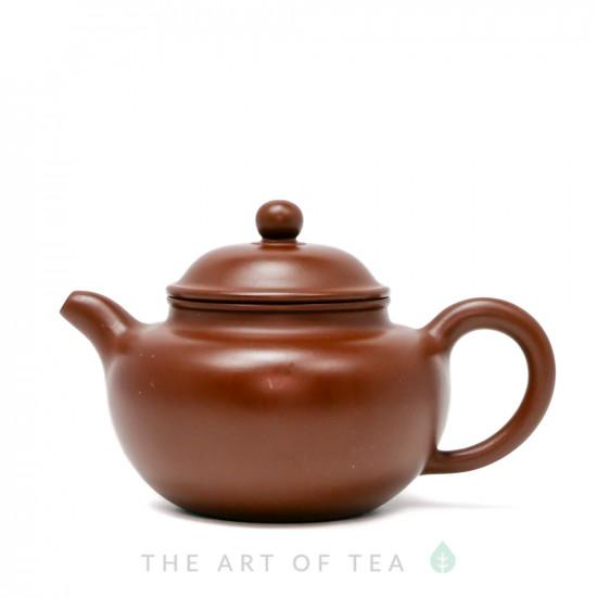 Чайник из исинской глины т152, 150 мл