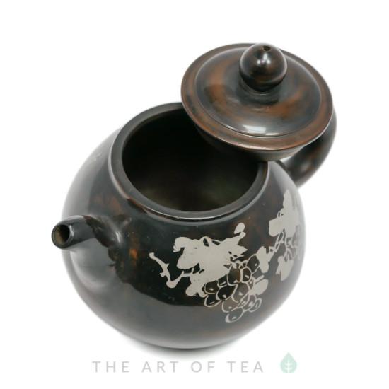 Чайник из Цзяньшуйской глины, 215 мл