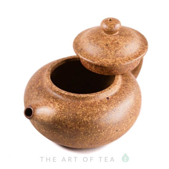 Чайник из исинской глины т287, 120 мл